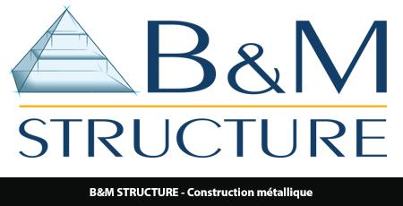 B&M STRUCTURE - Construction métallique